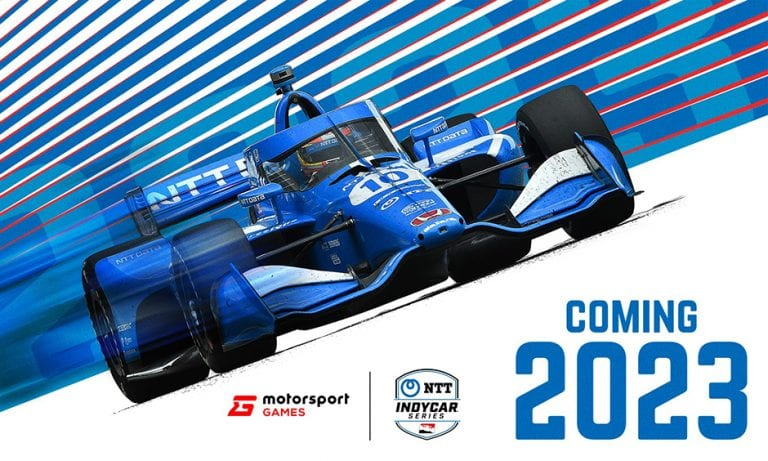 Motorsports Games Partners with IndyCar on New Racing Game and Esports Event