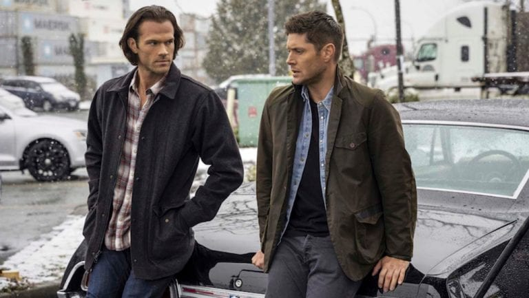 The CW to attempt a third 'Supernatural' spinoff