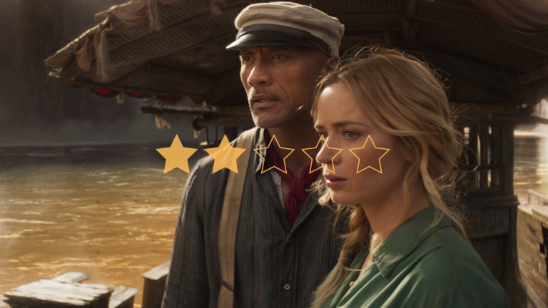 'Jungle Cruise' Barely Makes A Splash: Review