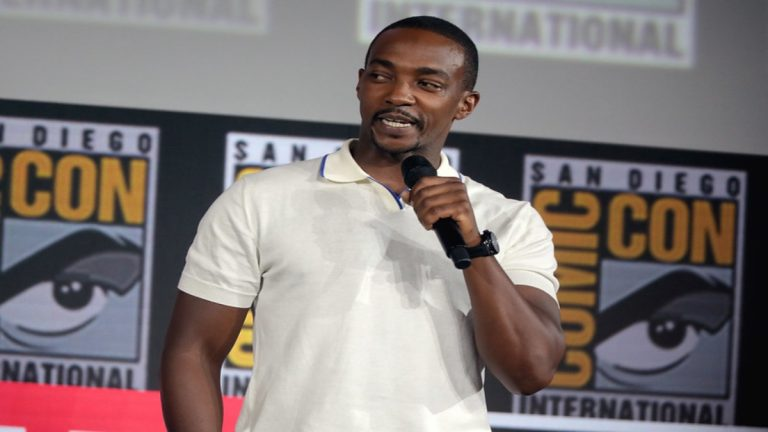 Anthony Mackie Strikes Deal To Star In 'Captain America 4'