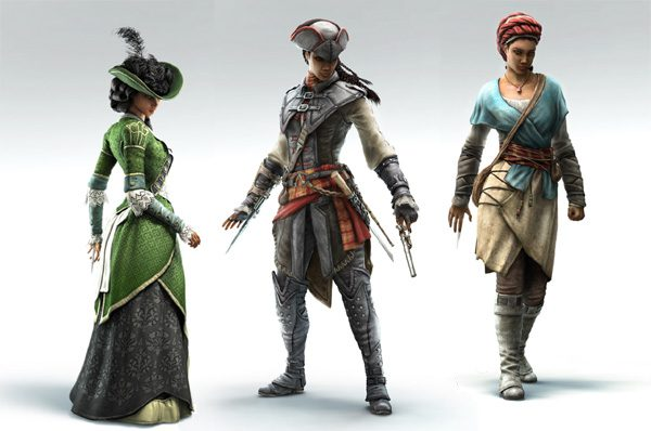 The Most Stylish Videogame Characters
