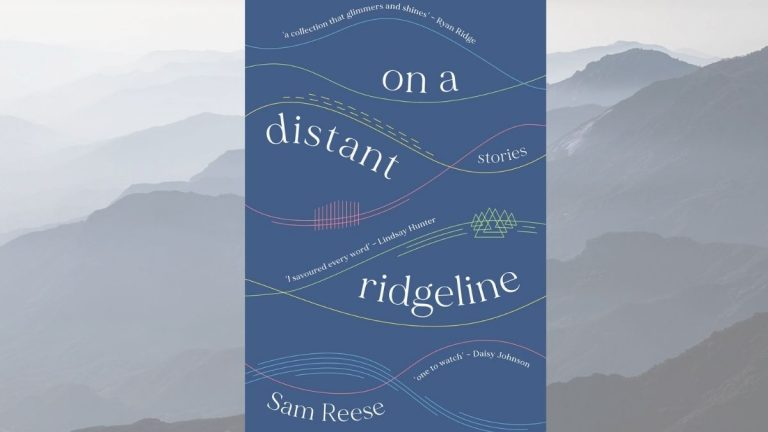 Book Review: on a distant ridgeline // Sam Reese