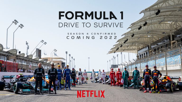 'Formula 1: Drive To Survive' Will Return In 2022