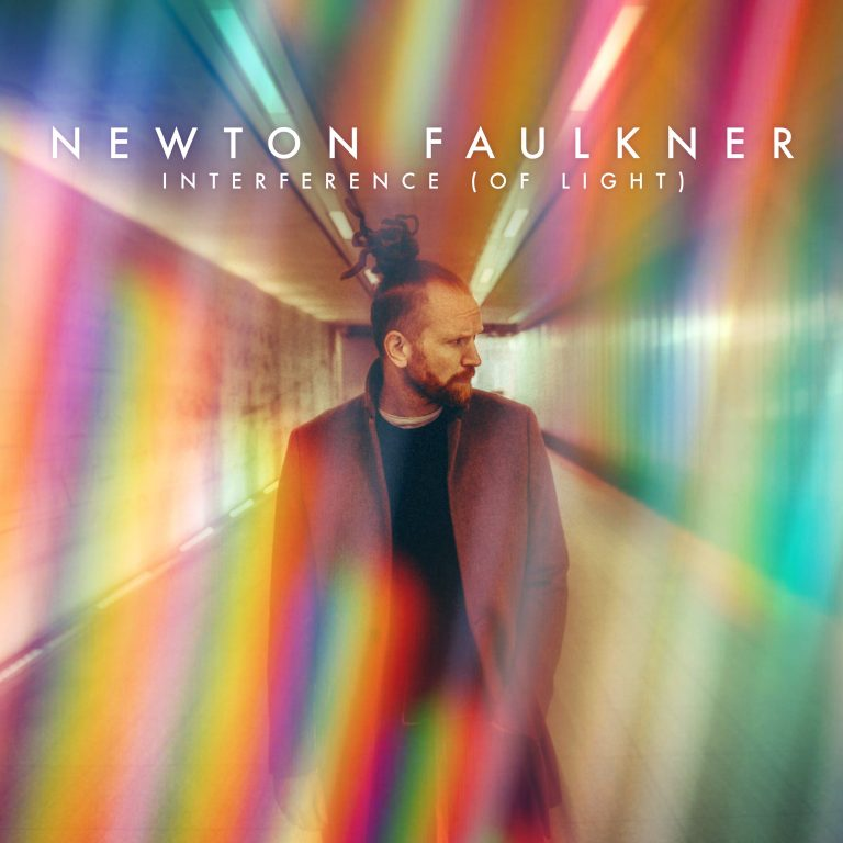 Album Review: Interference (Of Light) // Newton Faulkner