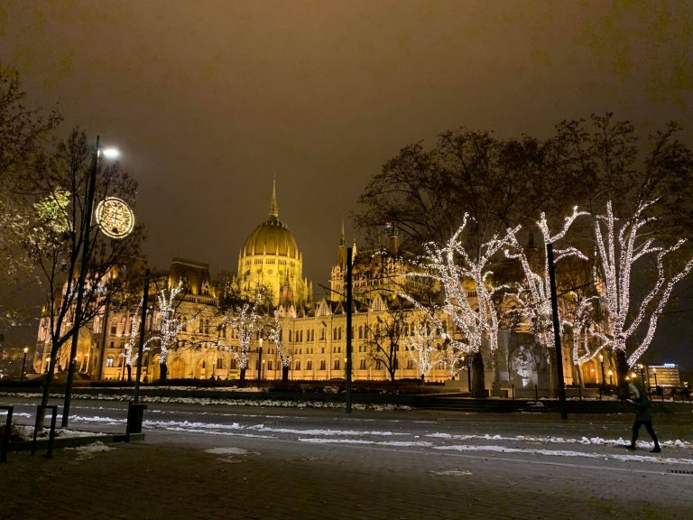 Travelling To: Budapest, Hungary