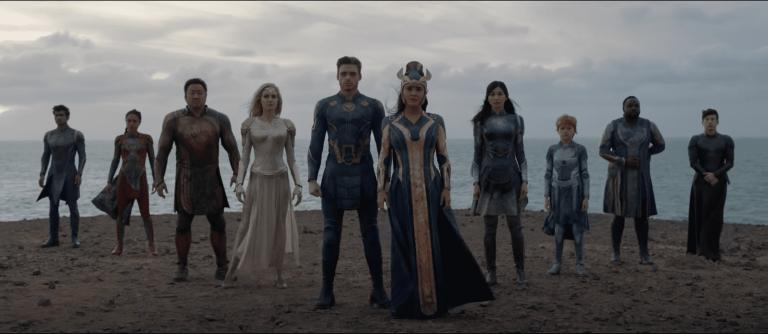 Final 'Eternals' Trailer Reveals New Marvel Villains