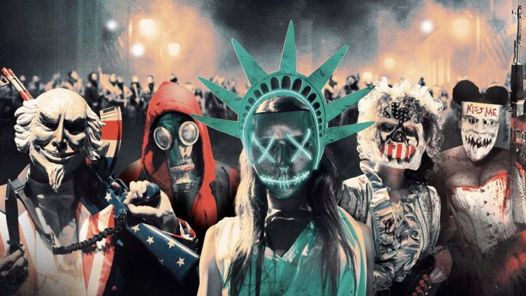 A Definitive Ranking Of Every Purge Movie