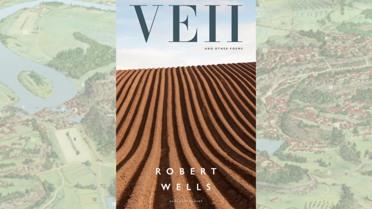 Book Review: Veii And Other Poems // Robert Wells