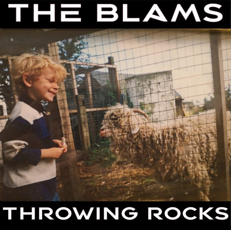 Track Review: Throwing Rocks // The Blams