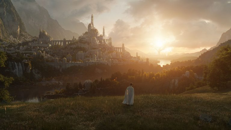 Amazon Move 'Lord Of The Rings' Series Production To The UK