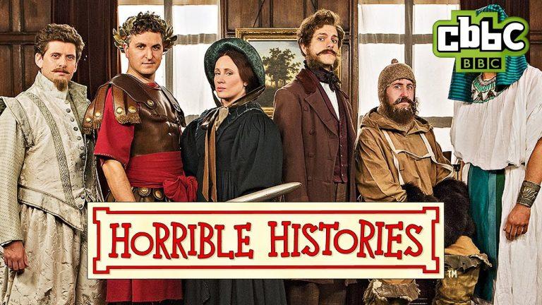 Terrible Tudors, Gorgeous Georgians… The Legacy of 'Horrible Histories'