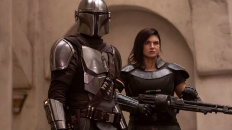 Gina Carano To Star In First Project Since 'The Mandalorian'