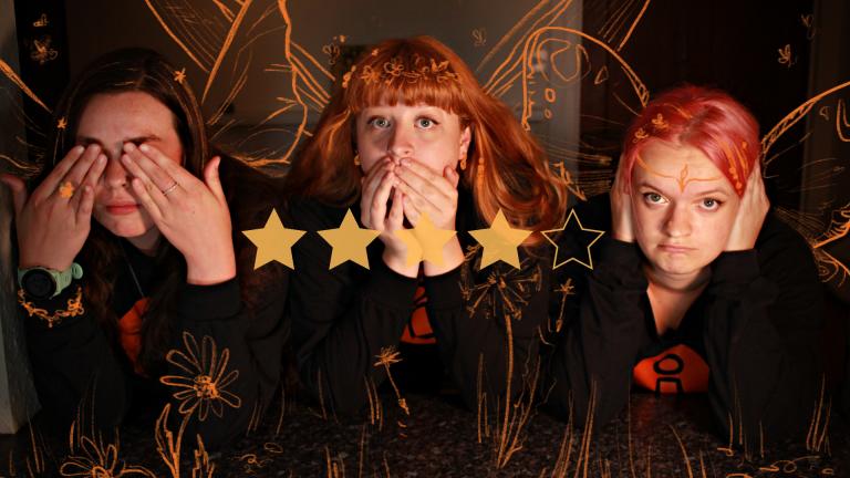 The Improverts Embody The Spirit Of The Edinburgh Festival Fringe: Review