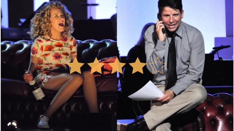 'The Last Five Years' Is A Musical (In And Out Of) Love Story: Review