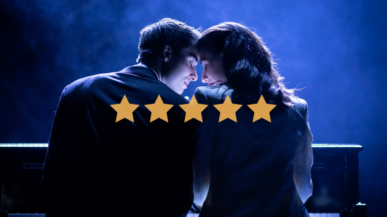 'The Last Five Years' At Garrick Theatre Is A Bold, Fresh and Intimate Staging: Review
