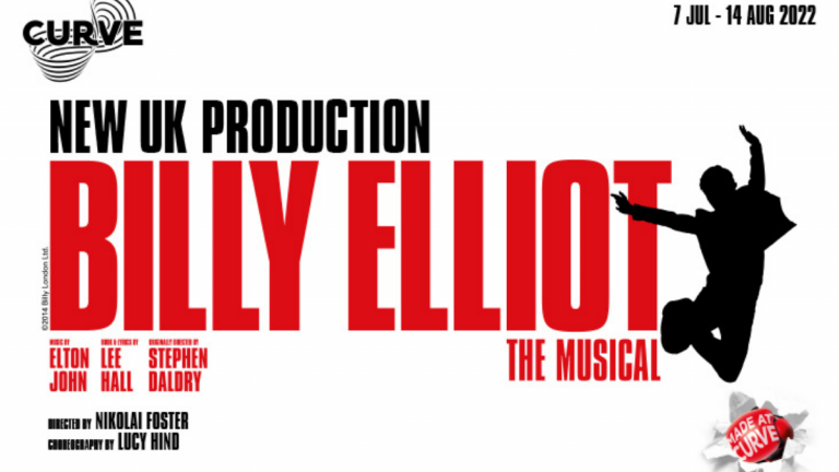 New Production Of 'Billy Elliot' To Debut At Leicester'sCurveTheatre