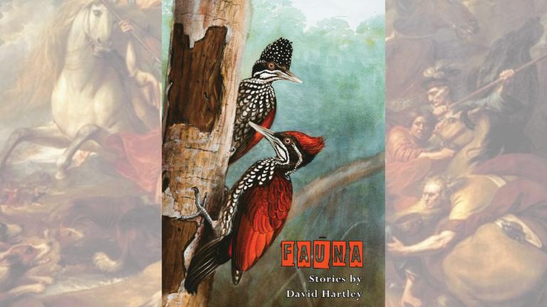 Book Review: Fauna// Dr David Hartley