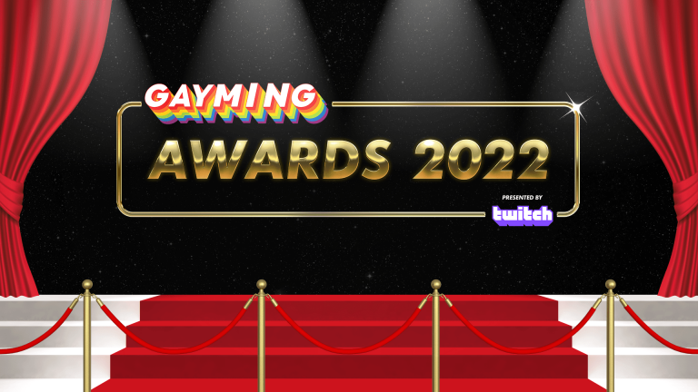 Gayming Awards returns April 2022 with new categories