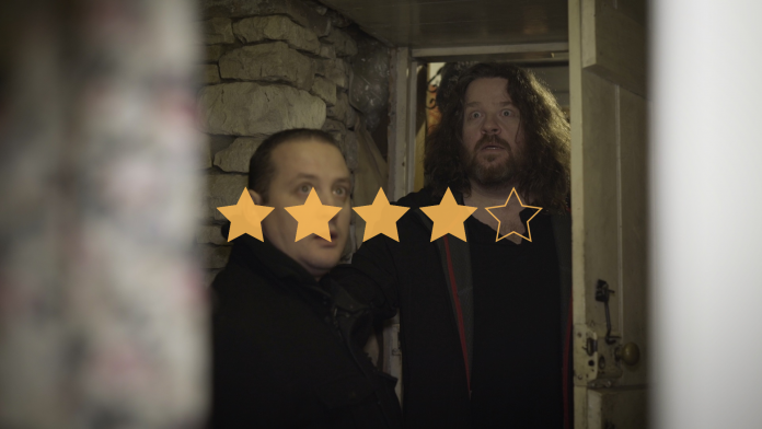 'TheParaPod– A Very British Ghost Hunt' is a charmingly comedic exploration of belief, scepticism, one-upmanship, and things that go bump in the night.
