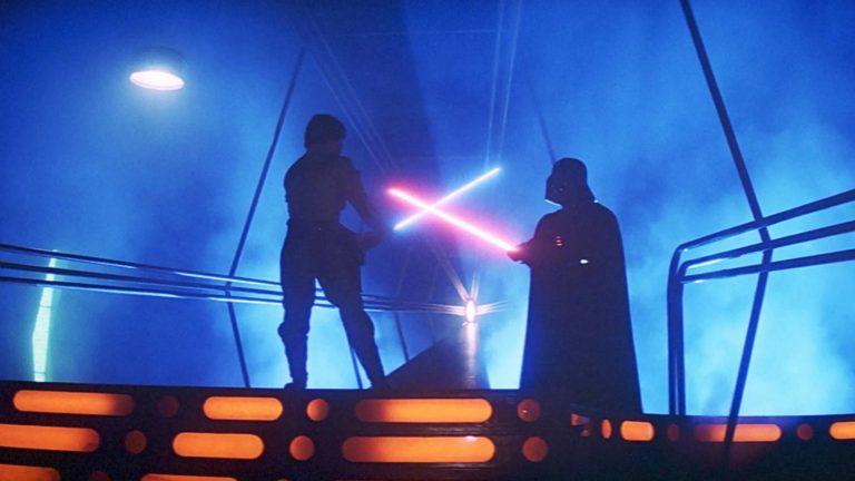 Blue Filter: Star Wars