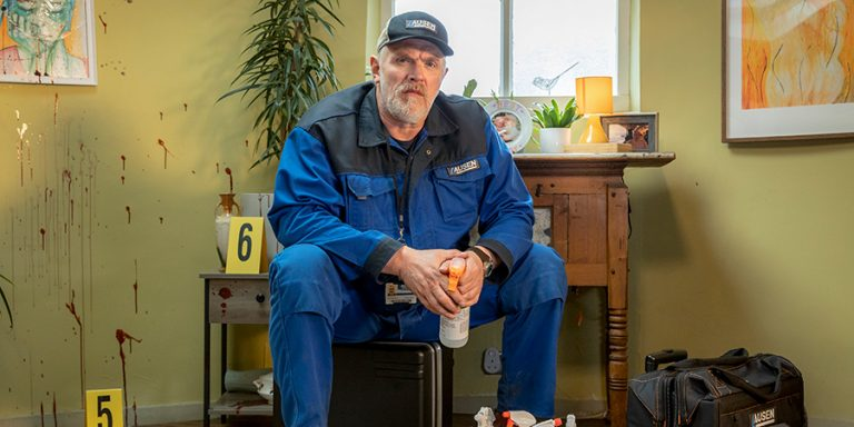 TV Review: Greg Davies Flatlines In New BBC1 Comedy 'The Cleaner'