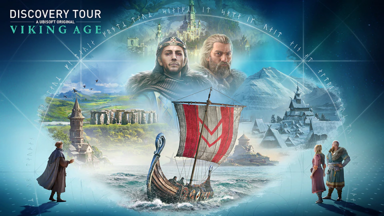 Ubisoft Unveils Assassin's Creed Valhalla  Discovery Tour