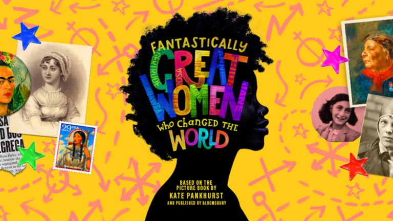Cast Announced for 'Fantastically Great Women Who Changed The World'