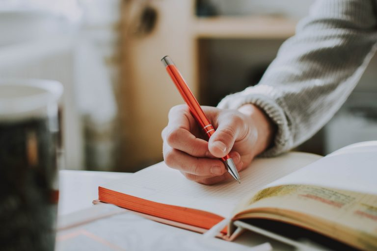 Journaling Is Your Mental Health's Best Friend