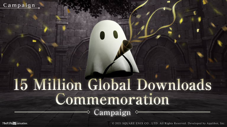 NieR Re[IN]carnation Launches Special Milestone Event