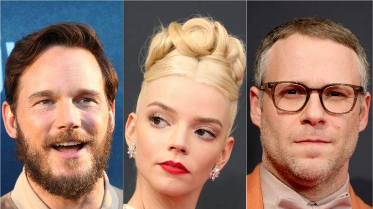 Chris Pratt Leads An All-Star Cast For The Upcoming 'Super Mario Bros' Movie