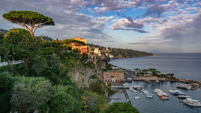 Travelling To: Sorrento, Italy