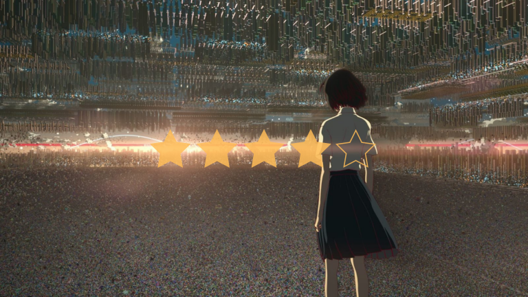 'Belle' Is A Stirring Sci-Fi Adventure Set In A Stunning World: LFF Review