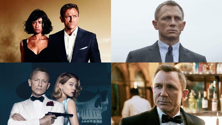'No Time to Die' Fails To Redeem Daniel Craig's Bond Sequel Woes