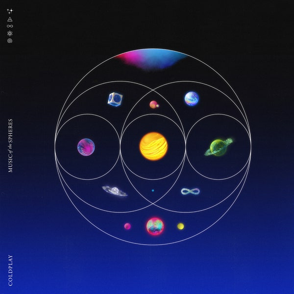 Album Review: Music of the Spheres // Coldplay