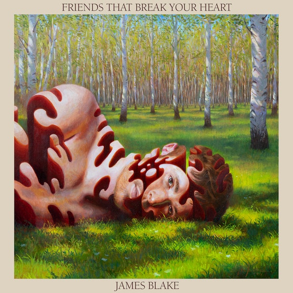 Album Review: Friends That Break Your Heart // James Blake