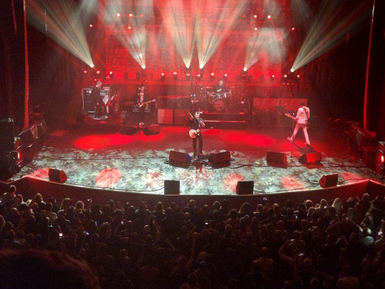 Live Review: Manic Street Preachers // Manchester O2 Apollo, 02.10.21