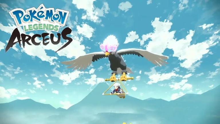 Pokémon Legends: Arceus Won't Be Open World, The Pokémon Company Confirms