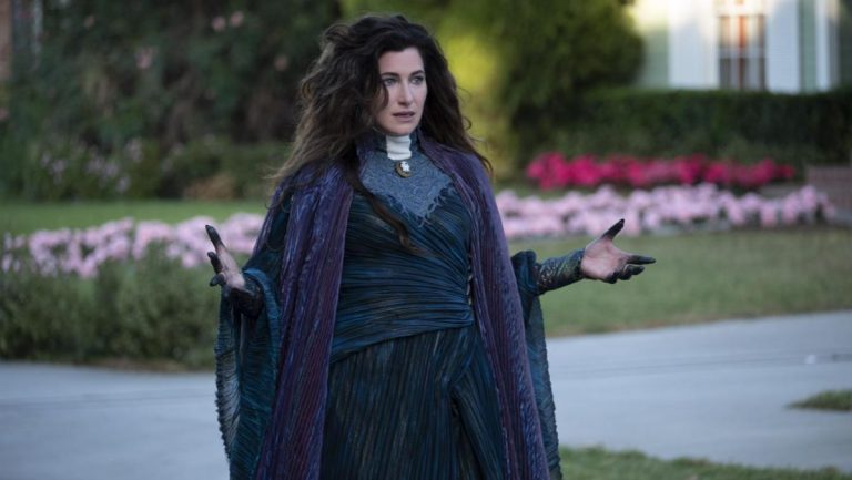 'WandaVision' Spin-Off Starring Kathryn Hahn As Agatha Harkness In Development