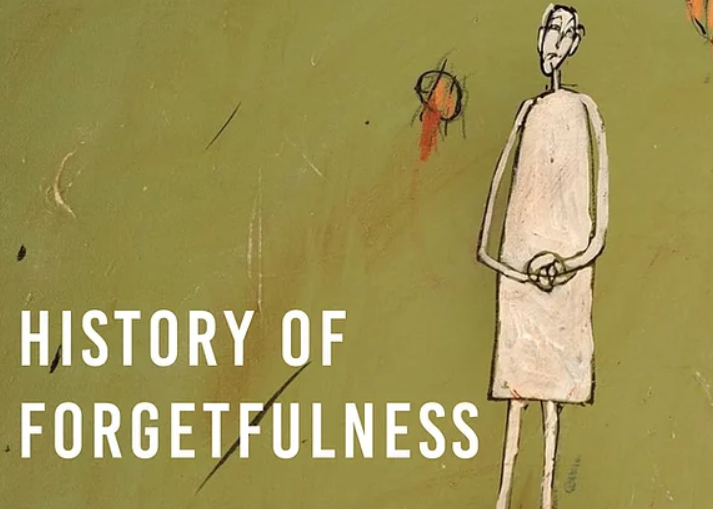 Book Review: History of Forgetfulness // Shahé Mankerian