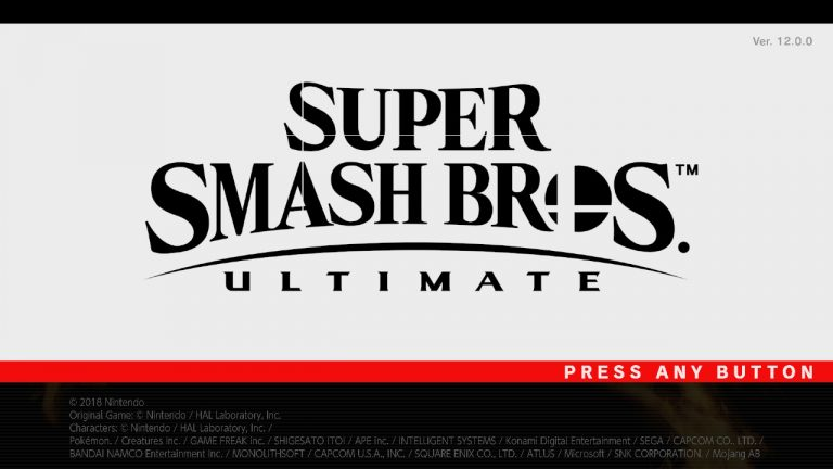 The Final Super Smash Bros. Ultimate DLC Fighter Has Been Revealed
